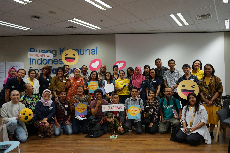 Wajah Positif Seni untuk Indonesia