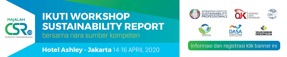 Workshop Sustainability Report